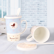 2016 fashion creative cute expression ceramic mugs water container cups and mugs porcelain tea cup coffee mug wholesale
