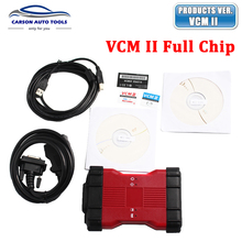 Newest VCM 2 Dianostic Scanner Multi-language VCM2 IDS Diagnostic Tool VCM II VCMII OBD2 Scanner For F-0RD/Mazda(China)