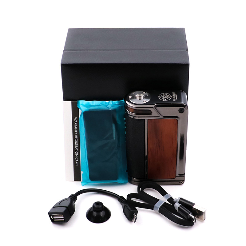 Lost Vape Paranormal DNA250C Box Mod-(4)