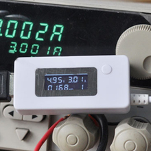 USB Current Voltage Testers Measuring Tools Battery Capacity Tester Detection Table Digital LED Display Detector