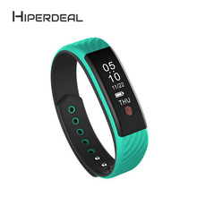 HIPERDEAL W810 Bluetooth Smart Band Watch Mobile Heart Rate Mate For Android iPhone Multi languages BluetoothWrist Oct3(China)