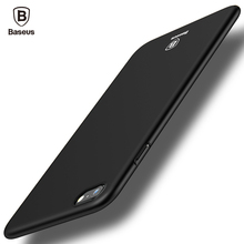 Case For iPhone 6 6s Baseus Luxury Phone Cover For iPhone 6 6s Plus Ultra Thin Smooth PC Capinhas Shell Coque For 6 s 6Plus