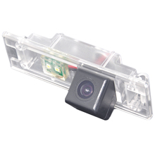 For BMW 120i E81 E87 F20 Car Back Up Reverse Rear View Parking Cam Camera HD Waterproof System Kit for GPS Navigation