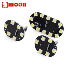 3pcs/set Super Bright Led truck lamp Interior Dome&Map Reading Light Lamp Interior Light for Nissan Qashqai(China)