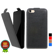 New items 100% Special Case PU Leather Flip Up and Down Case For Meizu E2(China)