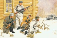 [Dragon] Plastic Model Kit 1/35 German 'Blue Division' Spanish Volunteers (6674)