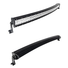 42 inch 5D 400W Curved LED Light Bar with Cree LED Chips for Offroad Truck Spot Flood Combo Beam 4x4 4WD ATV SUV 12V 24V