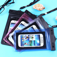 iPhone 5 6 5S 6S Waterproof Case Sports Cover Meizu M5 Note U10 M5S Swimming Pouch Strap 4 Colors Universal - Lamocase OfficialFlagship Store store
