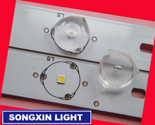 Highlighting the LED strips lights bead SMT AOT 3030 light-emitting diodes (leds) repair the television TV special 3 v