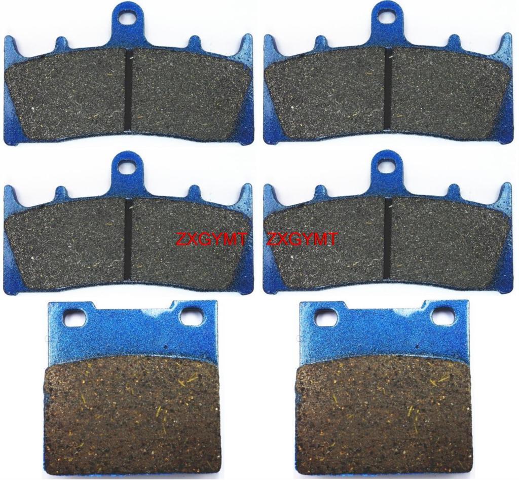 Motorcycle Resin Brake Pad Set fit for SUZUKI GSX-R1100 GSXR1100 GSXR 1100 GSX-R 1100 WP,WR,WS,WT,WV 1993 - 1997<br><br>Aliexpress
