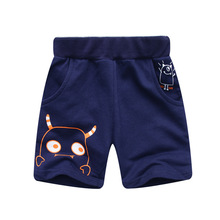 2017 Summer Brand Children's Shorts Boys Shorts Pants Kids Boys Casual Cotton Shorts Pants Baby Toddler Boys Shorts Pants
