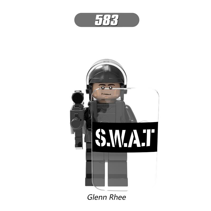XH583-Glenn Rhee
