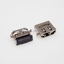 25pcs 19Pin HDMI Female Socket For Samsung HP ASUS etc Notebook Motherboard Built-in Interface(China)