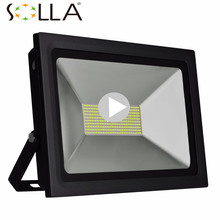 LED Flood Light 15W 30W 60W 100W 150W 200W Led Floodlight Spotlight 220V 110V Reflector Waterproof Outdoor Garden Projectors(China)