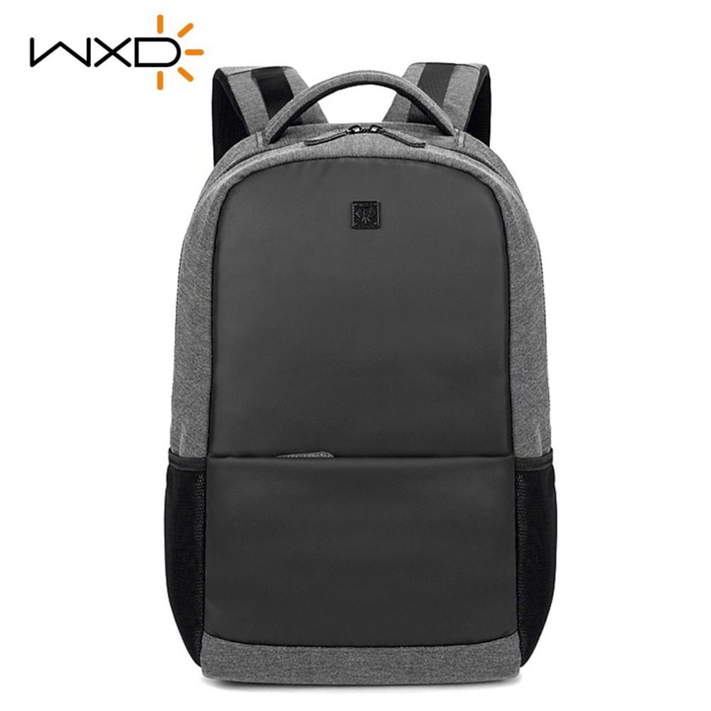 WXD Men Women Laptop Backpacks With Cotton Large-capacity Travel Casual Student Backpack From The Shoulder For Teenager Hot <br>