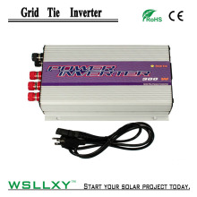 3phase AC input 10.8-30V 300W Wind Pure Sine Wave Grid Tie Inverter Output AC90-140V/180-260V Power Inverter wind power inverter(China)