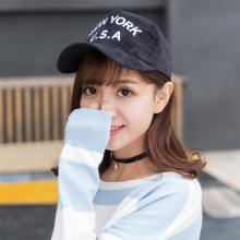 Fashion New York US Letter Embroidery Hiphop Baseball Cap Check Style Unisex Peaked Cap Rapper Cool Man Hat Rayon Adjustable Cap(China)