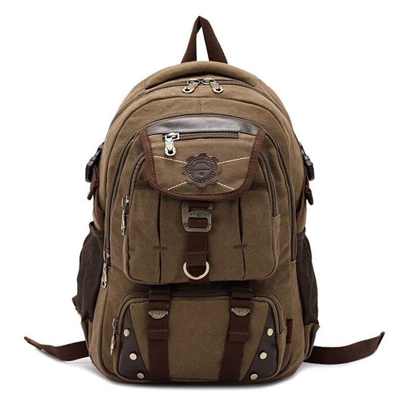 Y30 New Men Backpack Multi Sytle Military Backpack Vintage Shoulder Bag Traveling Rucksack Bags<br><br>Aliexpress
