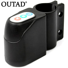 Buy OUTAD wholesale Bike Bicycle Cycling Security Waterproof Password Alarm Anti-theft Lock Drop for $2.75 in AliExpress store