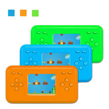 RS-18/28 LCD Color Screen Portable Handheld Game Player Built-in 298 Games Classic Retro Children FC Games Video Gaming Console