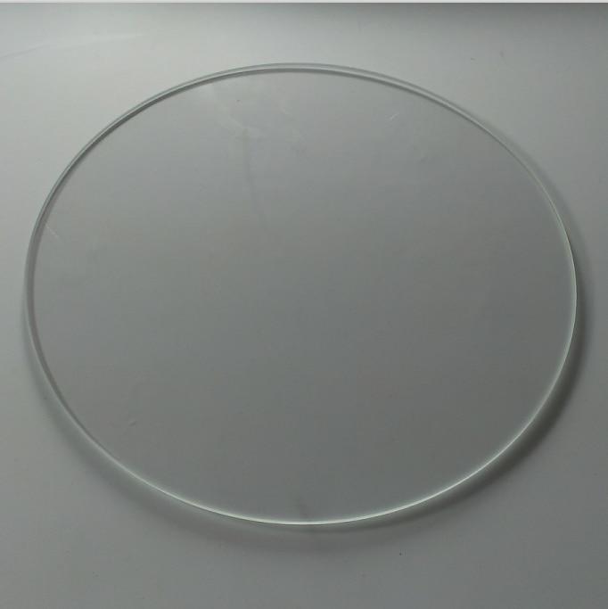 3 D printer accessory for Rostock delta KOSSEL mini Borosilicate Glass plate  ROUND 170mm 3mm thick Boro Glass top quality<br><br>Aliexpress