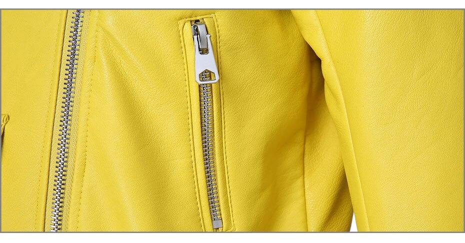 Short Leather Jacket (3)
