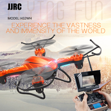 JJRC H32WH WIFI FPV With 720P Camera Altitude Hold Mode 2.4G 4CH 6Axis RC Quadcopter RTF Mode2 RC Helicopter RC Toys