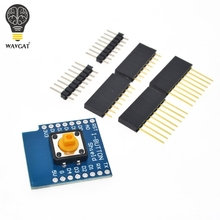 1-Button Shield for WAVGAT D1 mini button
