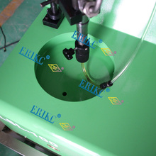 ERIKC LSL100 common rail test bench, lower price diesel fuel injection pump test bench(China)