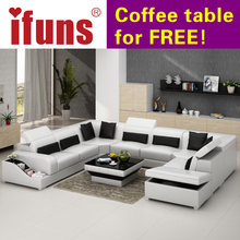 Modern & Contemporary Leather Corner Sofas L Shaped Corner Sofa Beds Regular Left Hand Corner Sofa