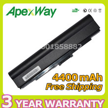 Apexway 4400mAh 10.8V laptop Battery For Acer Aspire 1410 1810T One 521 Timeline 1810 1810T 1810TZ TravelMate 8172 8172T 8172Z