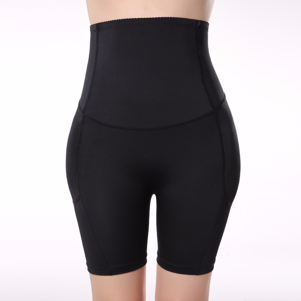 Female Sexy High Waist Pants Multiple Padded Bu Lift Control Panties Women Seamlessly Underwear Enhance Booty Shapewear Pants (15)