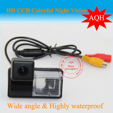 Car Rear View Camera ! Car Reverse Camera For TOYOTA CROWN 2010 with WaterProof IP69K Wide Angle 170 Degrees !Free Shipping!(China)