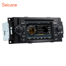 Seicane navigation DVD Player Radio GPS Head unit for 2002-2008 Dodge RAM Pickup VAN with Bluetooth USB 1080P Video Ipod(China)