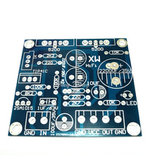 5pcs/lot  Cheap 1969 Class A amplifier small empty board PCB DC 12-35V single power input