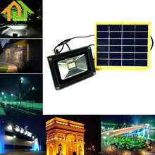 3W 12 LED Solar Floodlight Super Brightness  Outdoor Security Light Solar Flood Light Landscape Lamp