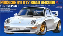 RealTS Tamiya 24247 911 GT2 Road Version Club Sport 1/24 scale kit
