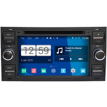 For Ford C-MAX S-MAX Kuga Connect For Focus 2 Android 4.4.4 S160 Automotivo Car PC Auto Monitor Car Radio CD DVD GPS Autoradio