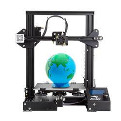 Ender-3 3D принтер DIY Kit Большой размер печати Prusa i3 принтер 3D Ender 3/Ender-3X сохранение печати мощность 110 Горячая 220*220*250