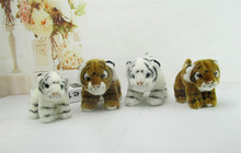 Bengal tiger Plush animal toys Tiger stuffed dolls soft animal toys gift for kids
