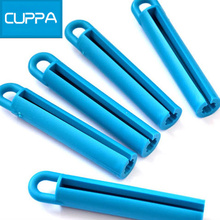 Hot 5 Pcs/Lot Cuppa Rubber Cue Shaft Hangers For Snooker Cue Sticks Billiard Accessories China