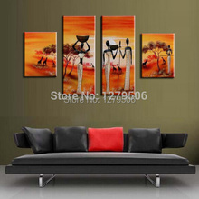 Handpainted Abstract Decorative Oil Painting On Canvas High Quality Wall Art Picture Harvest Time For Home Decor