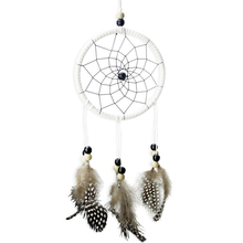 gde Dream Catcher Net With feathers Hanging Decoration Decor Craft Gif Dreamcatcher Wall Ornaments Crafts Ornament Gift