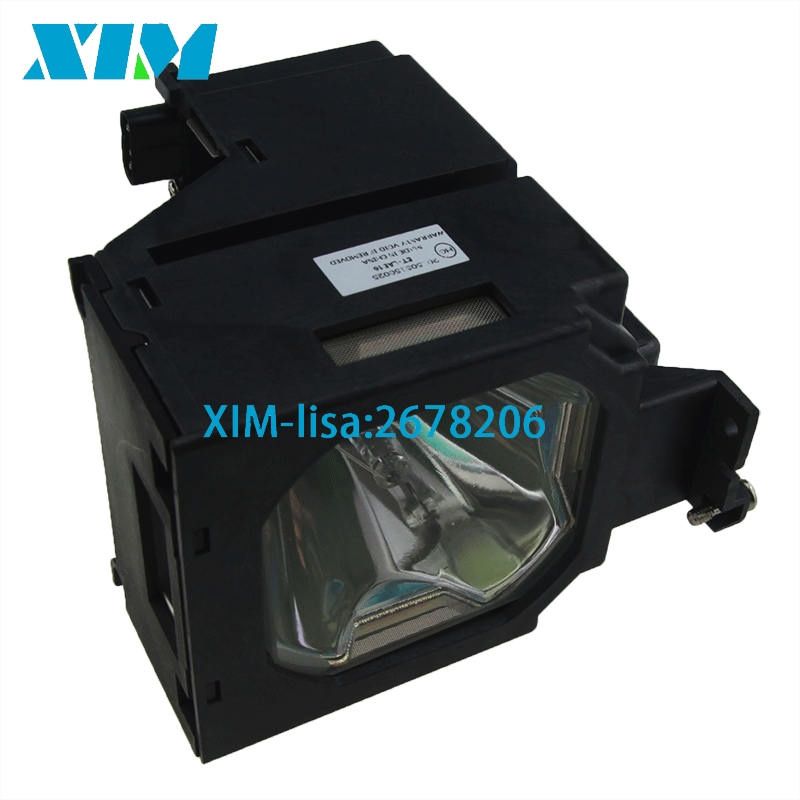 High Quality POA-LMP147 Compatible projector lamp with housing Fit for 3M LC-HDT2000/ LC-XT6/ PLC-HF15000L projector<br>