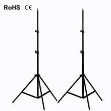 High Quality Photo 2*2M Light Stand Tripod With 1/4 Screw Head For Photo Studio Video Flash Umbrellas Reflector Lighting(China)