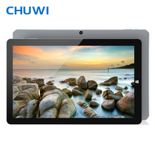 CHUWI Hi12 12 inch Tablet PC Dual Intel Atom Z8350 Quad Core Windows10 Android 5.1 4GB RAM 64GB ROM 2160*1440(China)