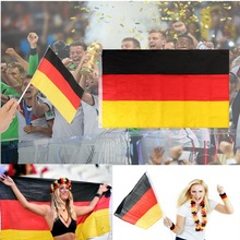 German Flag Germany Deutschland Soccer World Cup For Champion Banner140*210/640*96mm Olympics Flags
