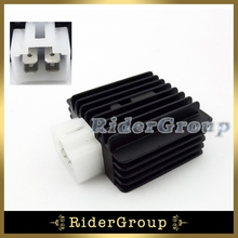 Full Wave Voltage Regulator Rectifier 4 Pin For 50cc 70cc 90cc 110cc 125cc ATV Quad Buggy Pit Dirt Bike Motorcycle Moped Scooter