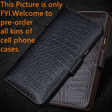 XQ05 genuine leather flip case for Samsung Galaxy A7(2016) phone case for Samsung Galaxy A7100 phone bag free shipping(China)