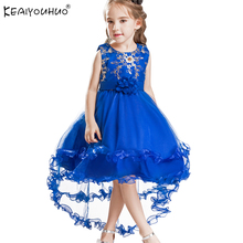 Christmas Dresses For Girls Clothes Children Clothing Princess Dress Rapunzel Aurora Cinderella Dress Halloween Costume For Kids(China)
